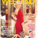 IRISH INDEPENDENT WEEKEND Magazine COver